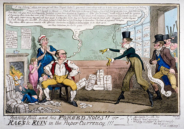 George Cruikshank 1819