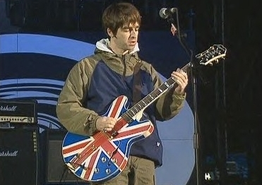 … and 50 years later, Noel Gallagher.