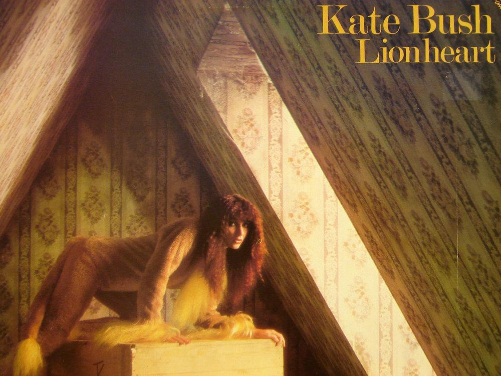 Oh England … Kate Bush