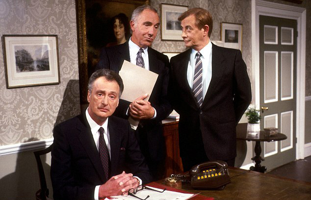 Oh yes. Yes Minister