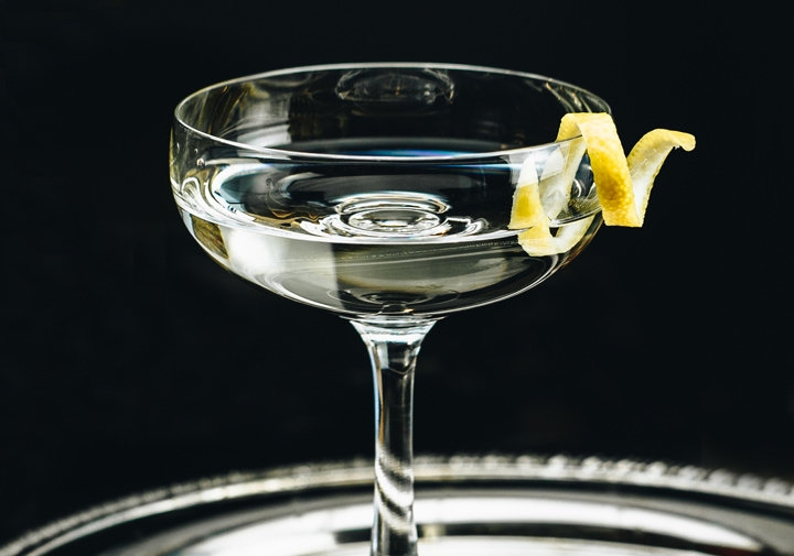 Vesper cocktail, but that's just one of many evening meanings …