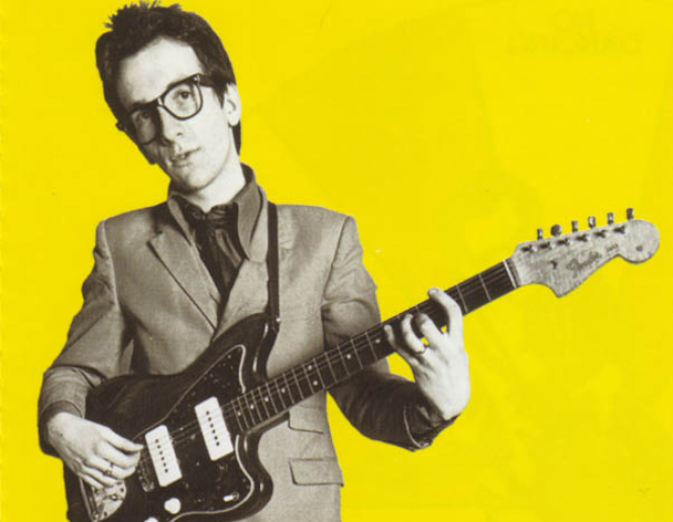 Elvis Costello: rich in idioms, allusions, vernacular phrases and rictus-inducing puns