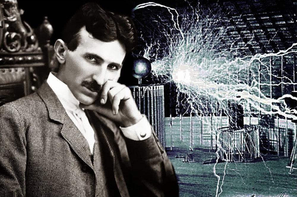 Nikola Tesla (1856–1943). Unparalleled genius.