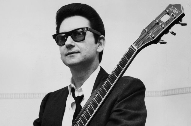 Roy Orbison: he drove all night …