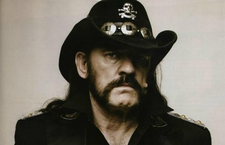 High, tender voice? Lemmy lands a few surprises in this song