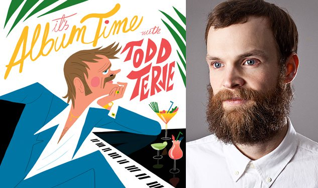 It's Album Time with Todd Terje