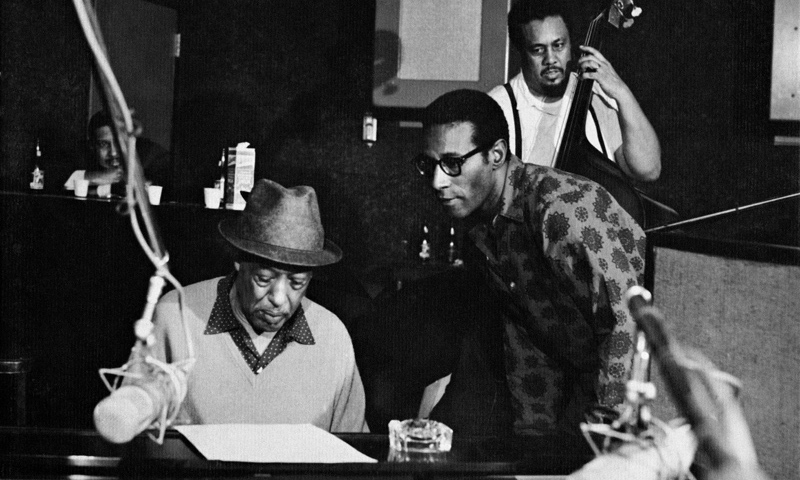 Ellington, Mingus and Roach