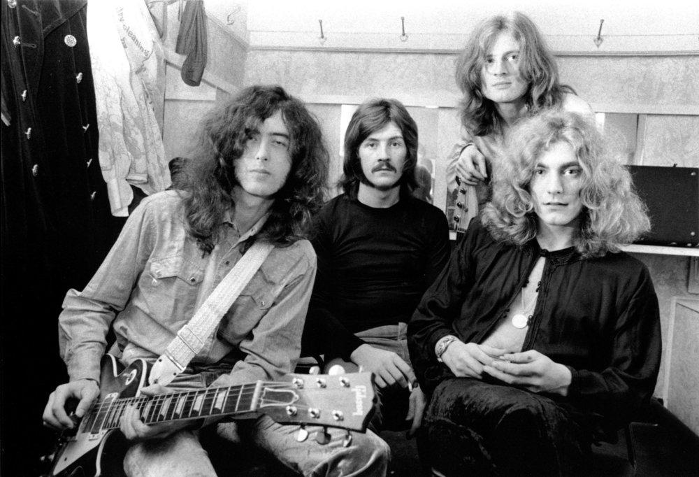 Titular mischief: Led Zeppelin