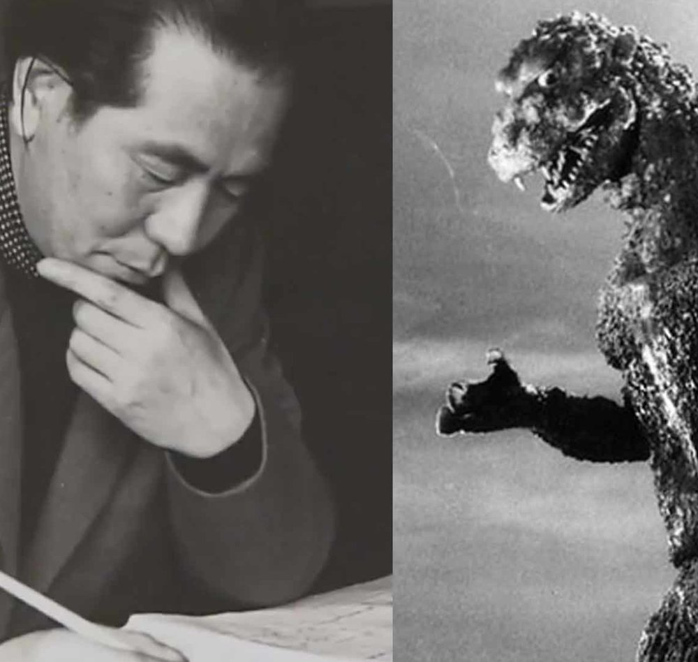 Monstrous talent: Akira Ifukube and Godzilla