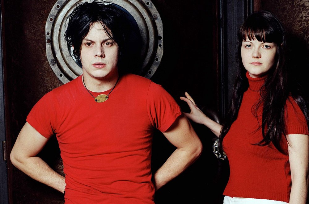 Jack and Meg of the White Stripes. 'Brother-sister', 'husband-wife', just friends …
