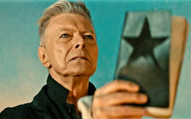 Coda for a stellar career? David Bowie's Blackstar