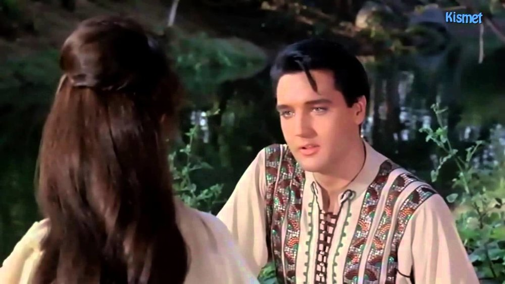 Kissed and met: Elvis Presley's endless 1960s movie destiny