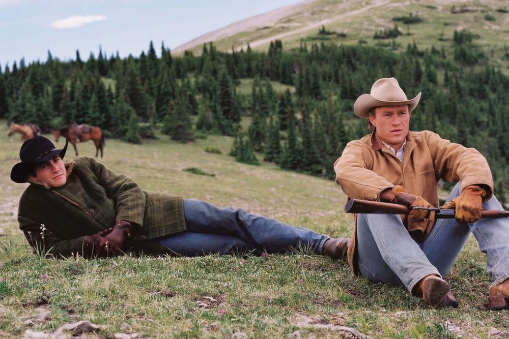 Mountainous struggles: Brokeback Mountain (2005)