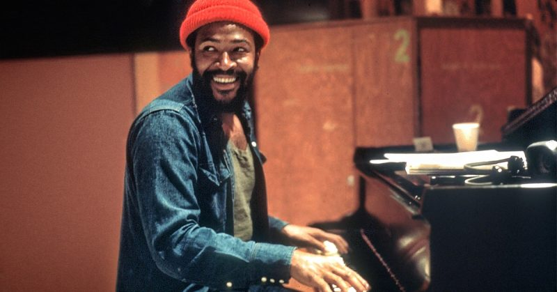 Marvin Gaye … distant lover