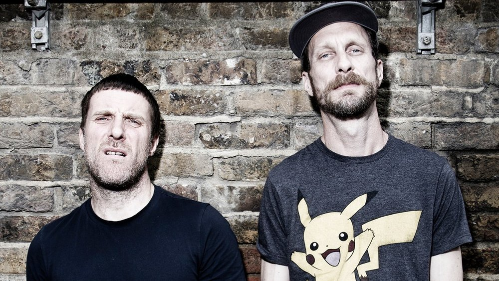 Sleaford Mods whip it up with Policy Cream and more songs from their new album