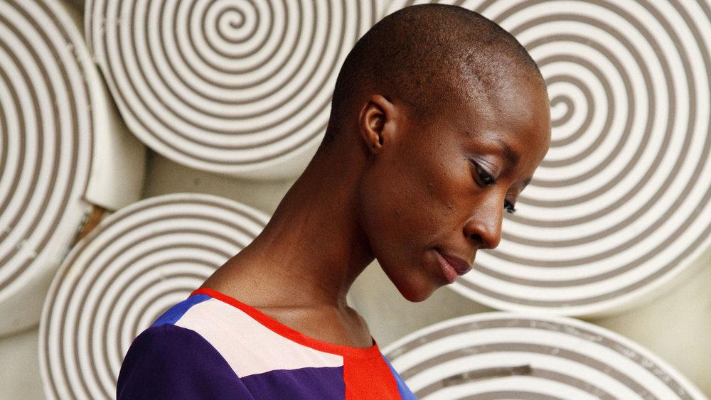 Rokia Traoré … dancing with a constant companion Mélancolie