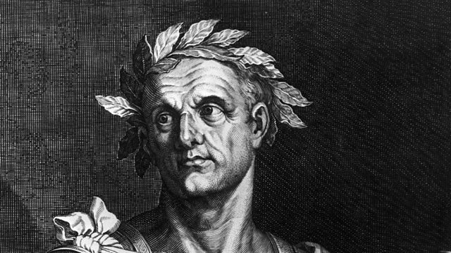 Julius 'July' Caesar - it's all his fault, y'know.