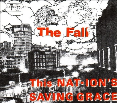 Bombast, ironic and otherwise, comes in this album by The Fall