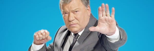 William Shatner. Bold adventurer into the gloriously bad