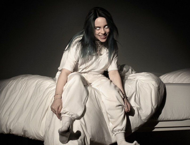 Twisted sister: Billie Eilish gets on up with a highly original debut LP