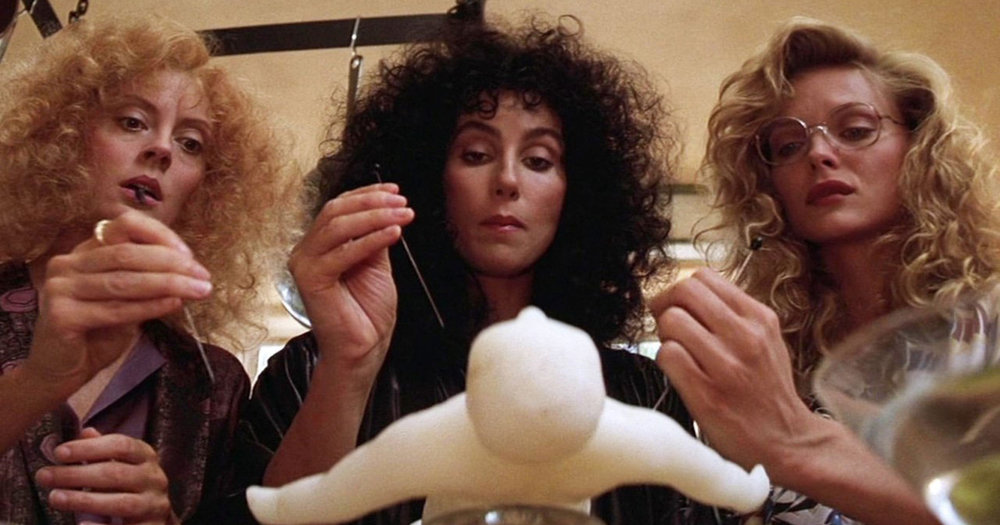 Was Jack being a prick? The Witches of Eastwick (1987)