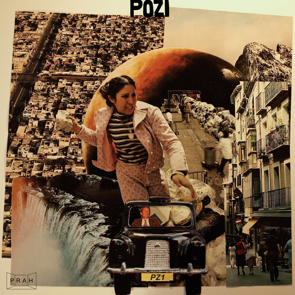 Heads screwed on tight … PZI album by POZI