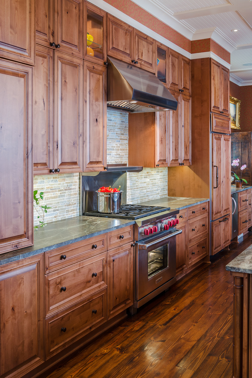 Custom-Kitchens-Wheat-Kitchen-52913-Refrigerator-Stove-wall-2.jpg