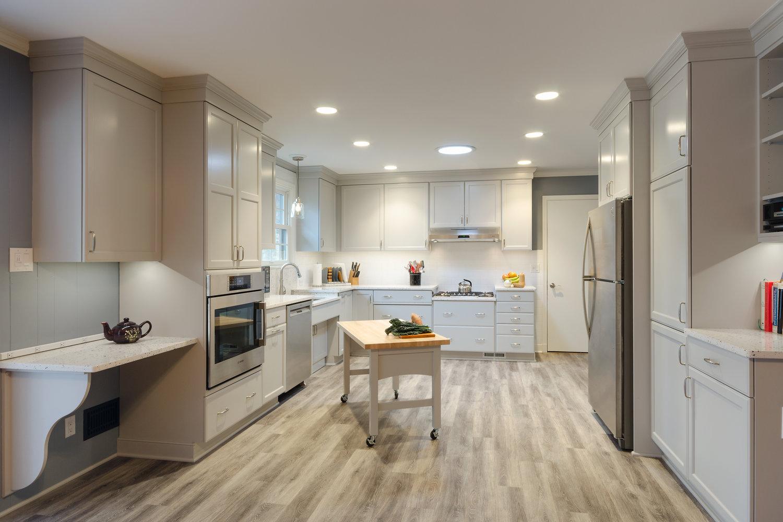 Custom Accessible Kitchen — Custom Kitchens