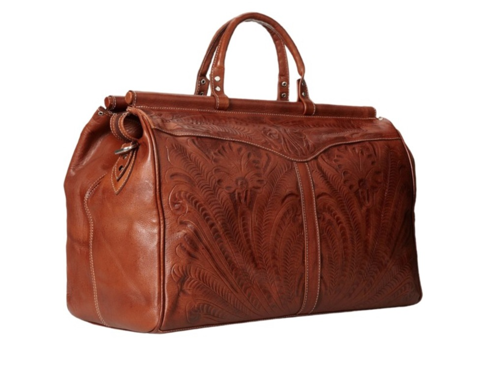 American West Retro Romance Duffel Bag -  $458