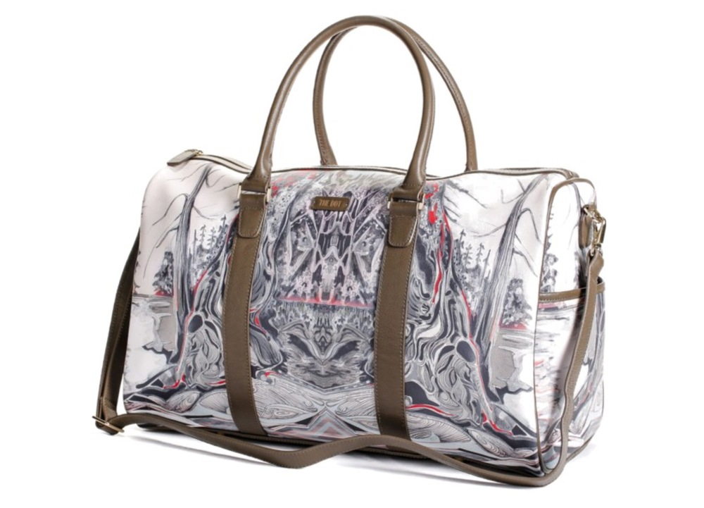 Voyage Travel Bag - The Flute Hires - $299