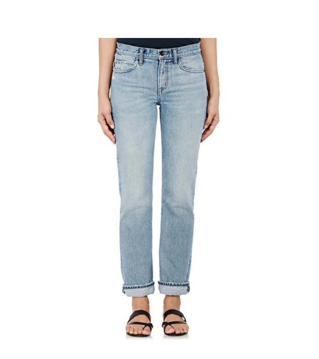 The Perfect Fade  Helmut Lang Boyfriend Jeans - $310 (barneys.com)