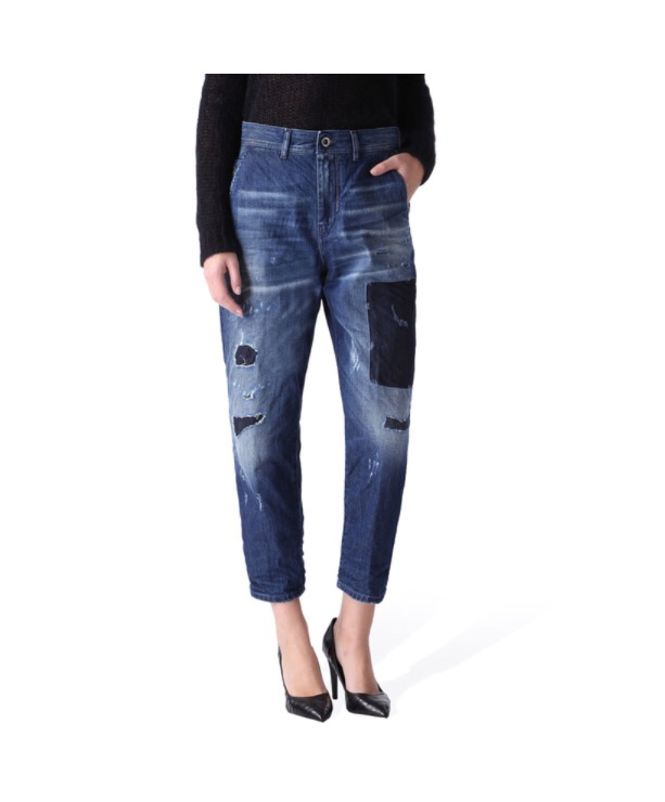 The Wild Card  Diesel Carrot Chino F 0848H Boyfriend Jeans - $328 (diesel.com)