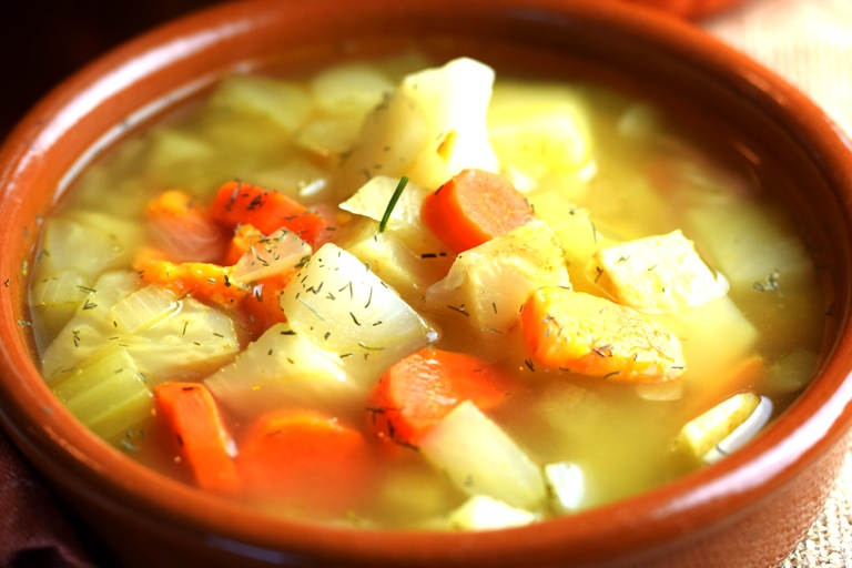 Farmers Root Vegetable Soup