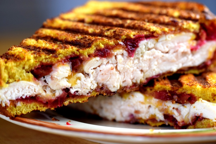 Turkey & Cranberry Panini.JPG
