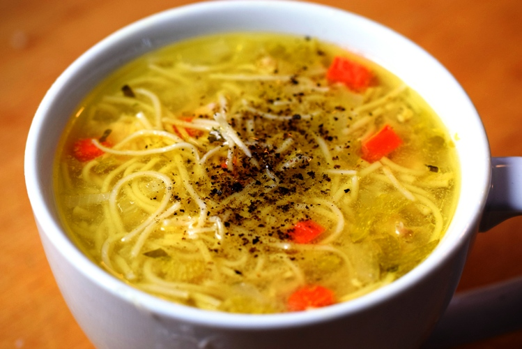 Feast of Eden's Chicken Noodle Soup