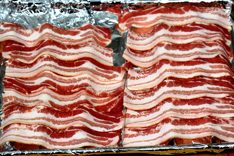 Bacon ready to bake.JPG