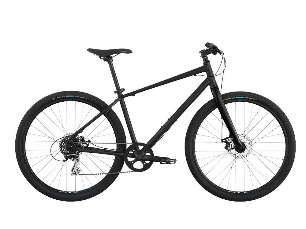 Raleigh Redux 1 - a sporty 700c city bike that's responsive and fast