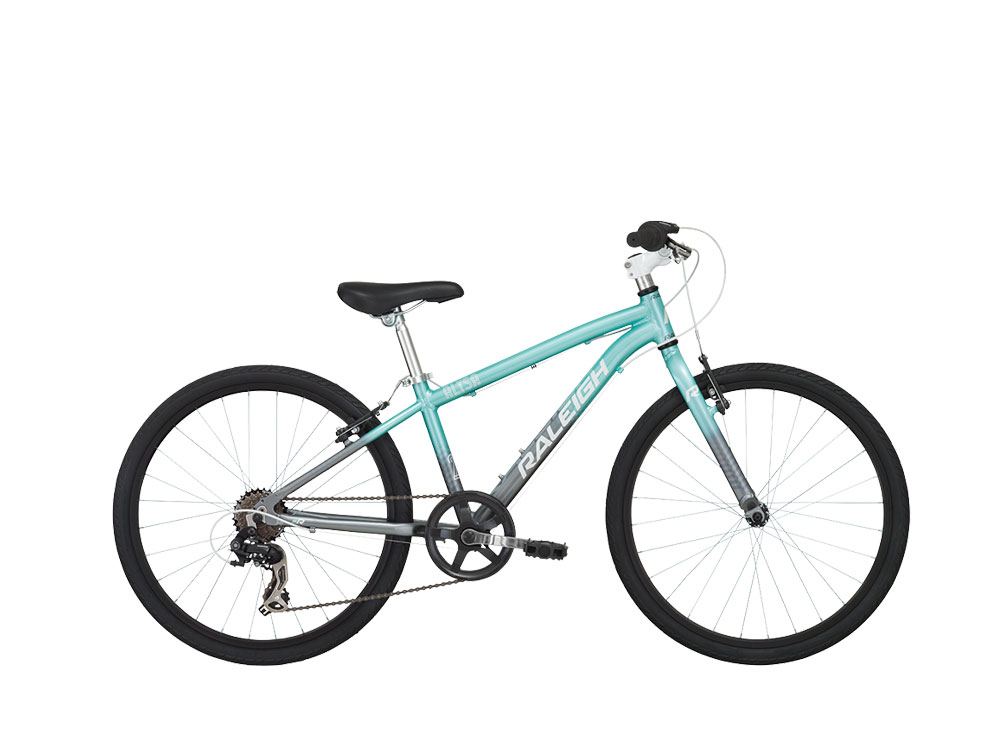 Raliegh Alysa 24 - quite possibly your child's first geared bicycle