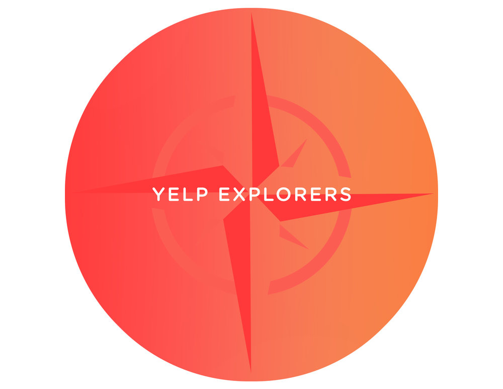 """Yelp Elites"" are currently a group of active Yelpers who are rewarded for leaving hundreds of reviews (good or bad) with things like goodie bags and extravagant rooftop parties. We repurposed/renamed the group to be for Yelpers interested in exploring the communities around them and discovering the newest small businesses: ""Yelp Explorers."""