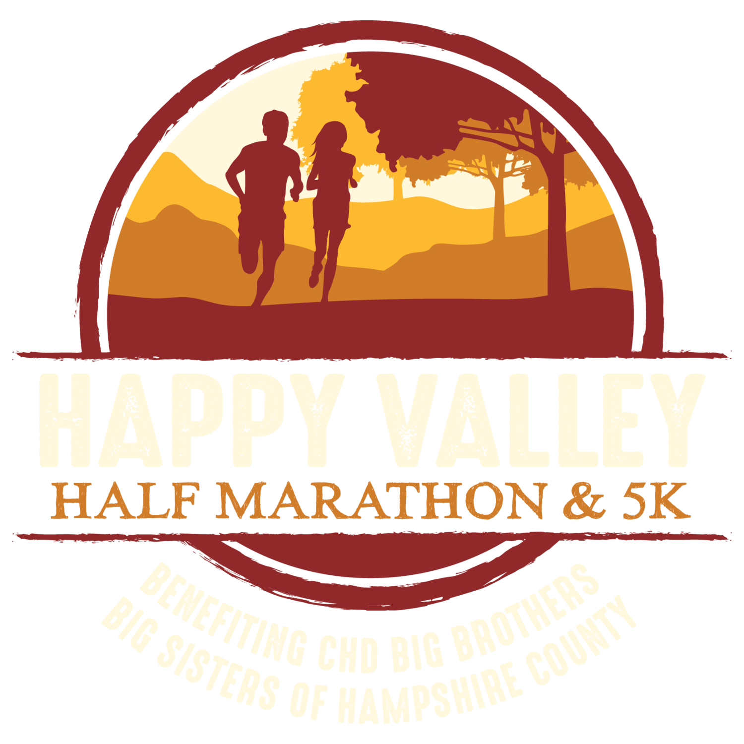Happy Valley Half Marathon and 5K