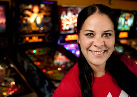 Helena Walter is your IFPA Women's World Pinball Champion for 2017.
