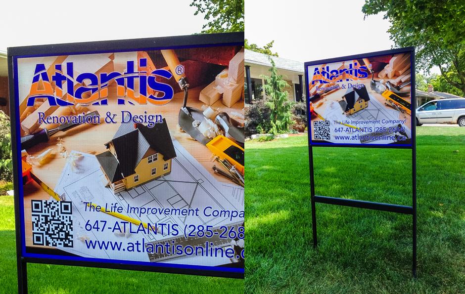 Coroplast Signage