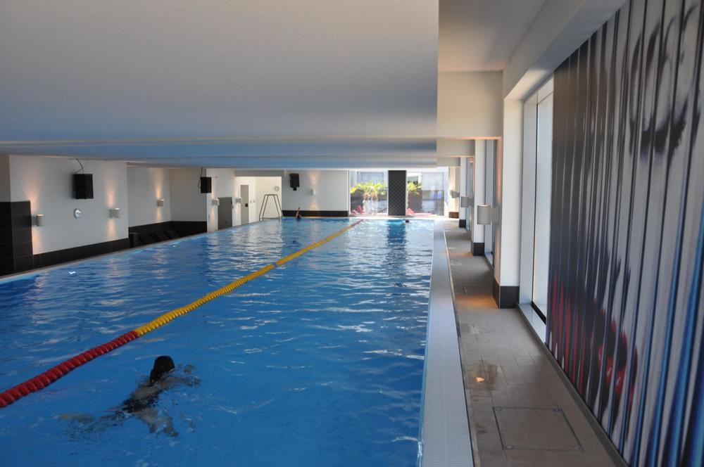 Jopp Fitness Schwimmbad