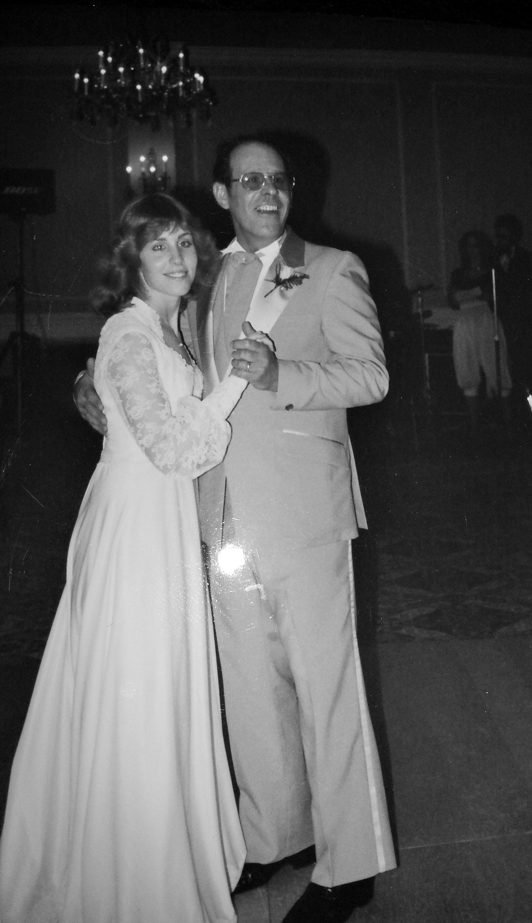 Dad and I at my wedding (2)