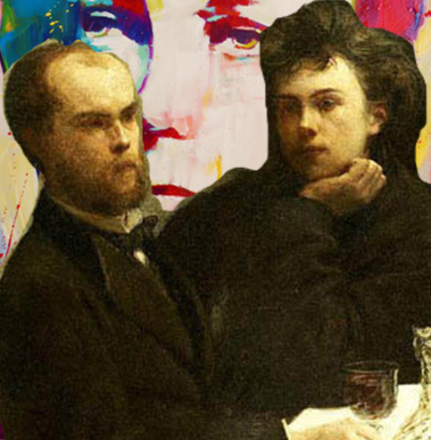 MAY 5TH: RIMBAUD AND VERLAINE (SOHO) - NIALL MCDEVITT LONDON POETRY WALKS