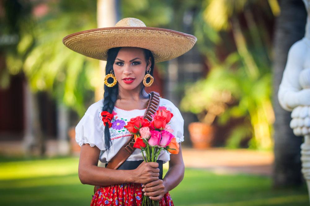 """"""" Guapa """" Cancún, Mexico"""
