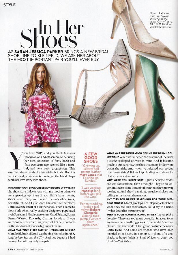 Brides Magazine - July 2016