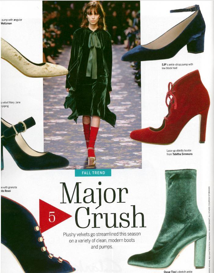 Footwear News - June 2016