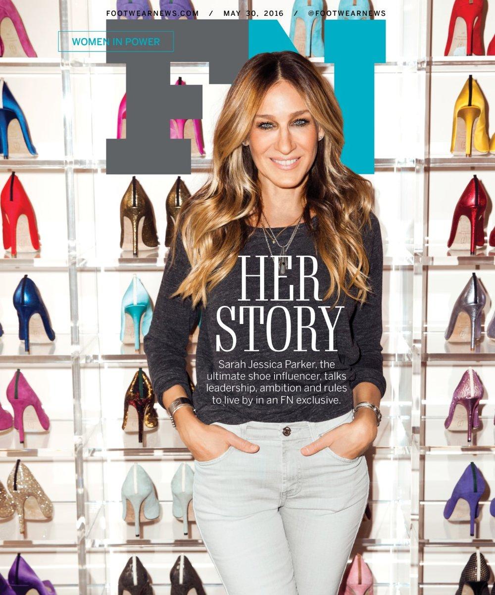 Footwear News - May 2016