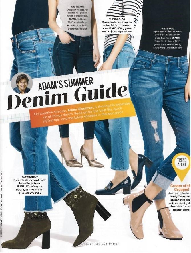 O, The Oprah Magazine - August 2016